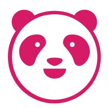 Foodpanda(フードパンダ)のロゴ