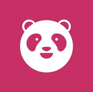 Foodpanda(フードパンダ)のアプリの画像