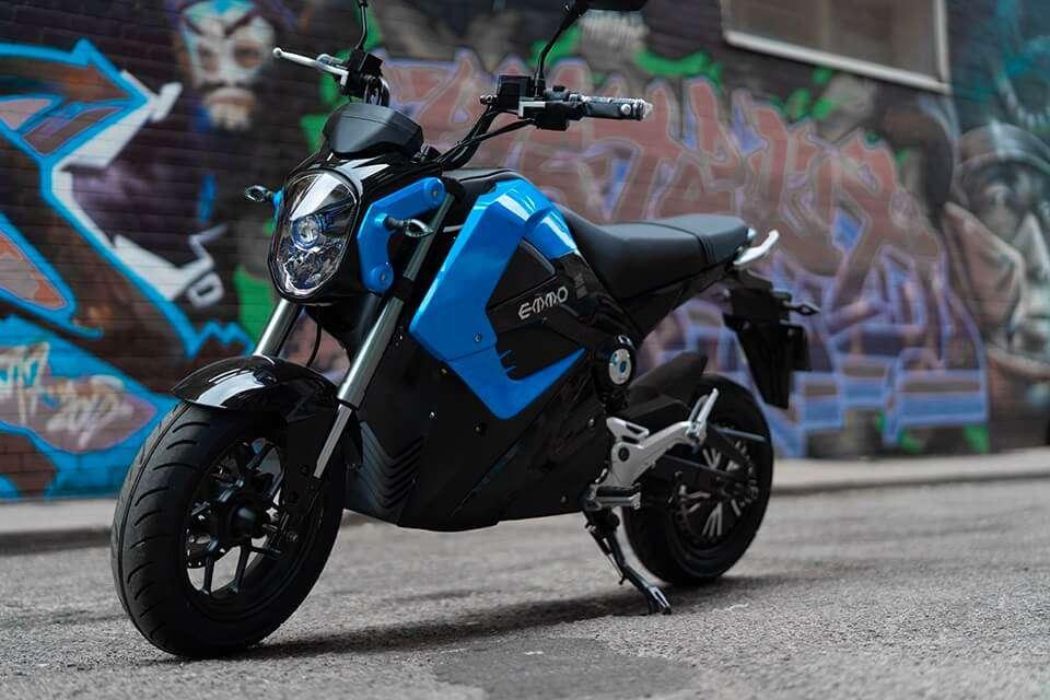 EMMO・バイク