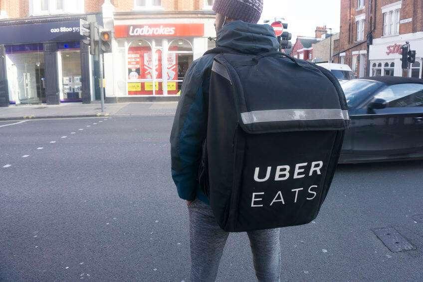 UberEats(ウーバーイーツ)氷点下20度のトロントで配達は可能?