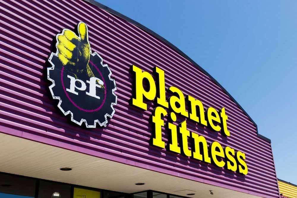 Planet Fitness(プラネットフィットネス)の外観