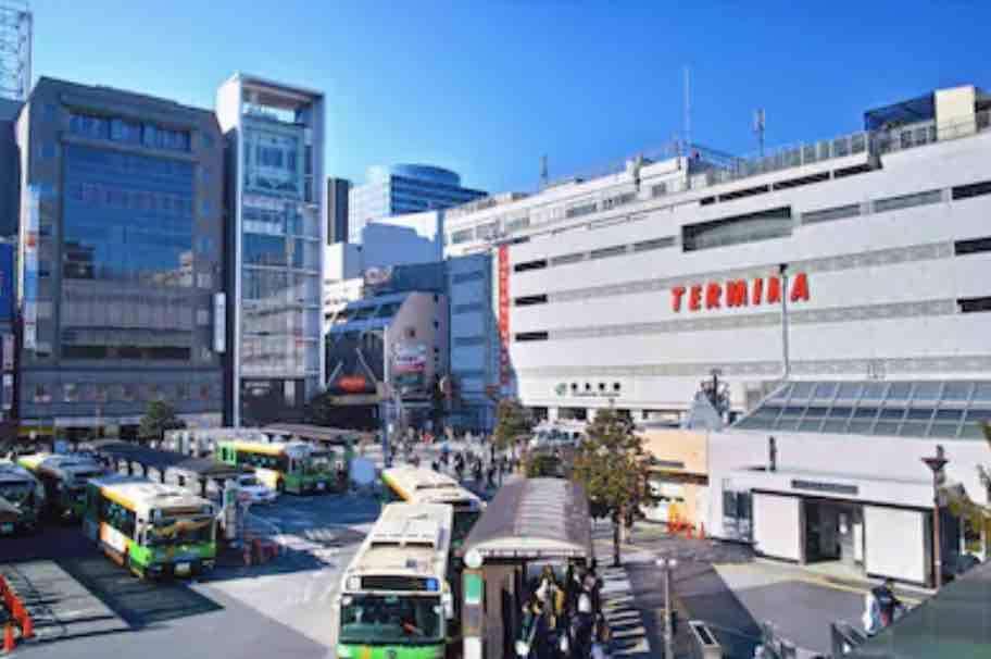 錦糸町駅の写真