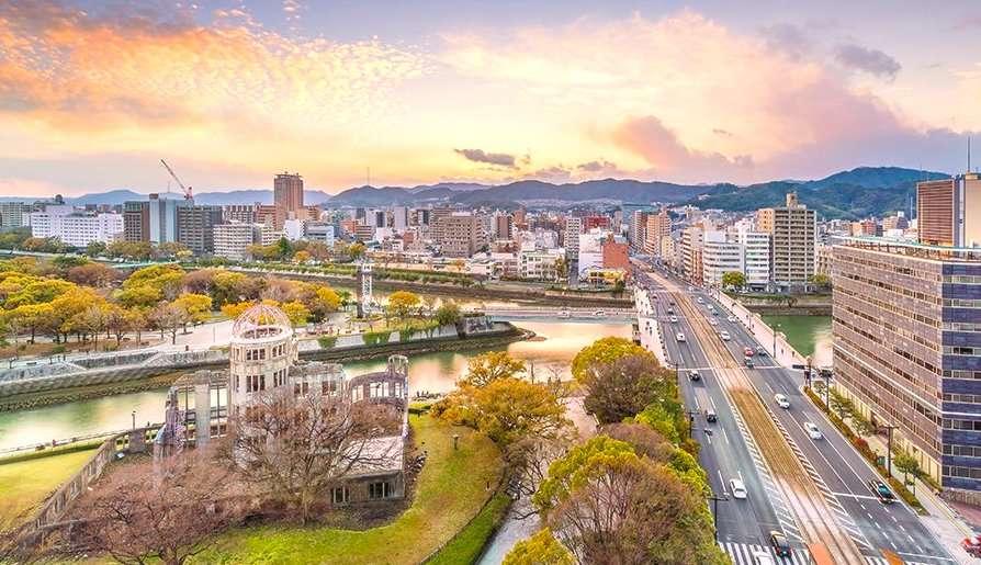 広島市の風景