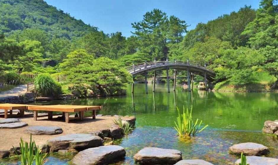 栗林公園(香川県)