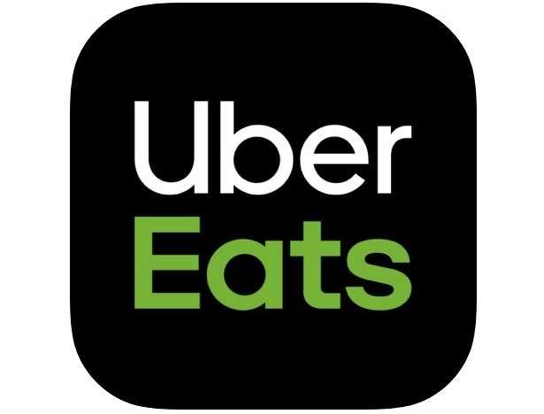UberEATSのアプリ