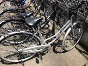 TABIRINの自転車