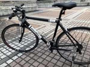 宮サイクルステーションのクロスバイク