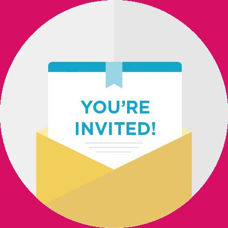 You're invite