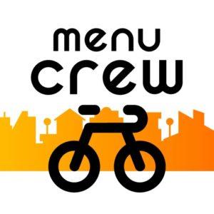 MENUの配達クルー用アプリの画像