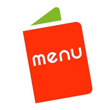MENUのアプリの画像